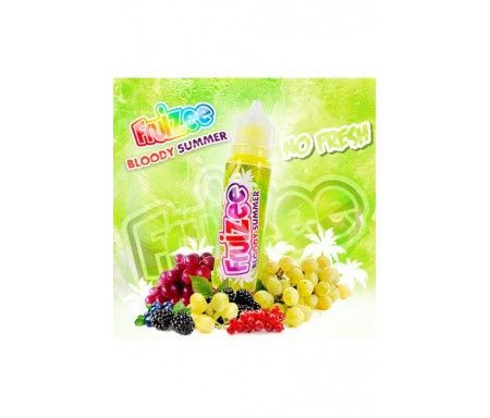 Bloody Summer No Fresh - Fruizee 50ML