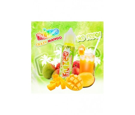 Crazy Mango No Fresh - Fruizee 50ML