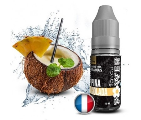 e-liquide cocktail pina colada pour e-cigarette pas cher