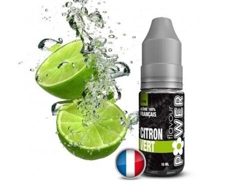 liquide citron vert nicotine flavour power