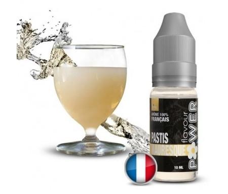 liquide cigarette électronique mauresque pastis orgeat
