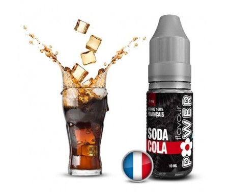 cigarette électronique saveur cola flavour power soda