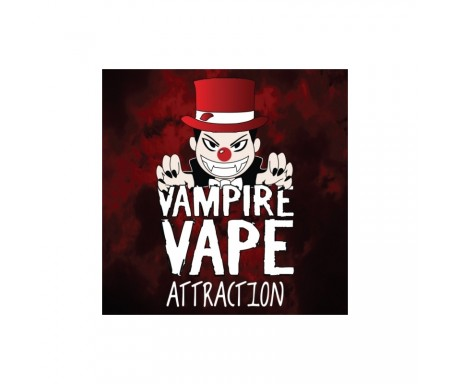 Arôme Attraction 30 ml - Vampire Vape