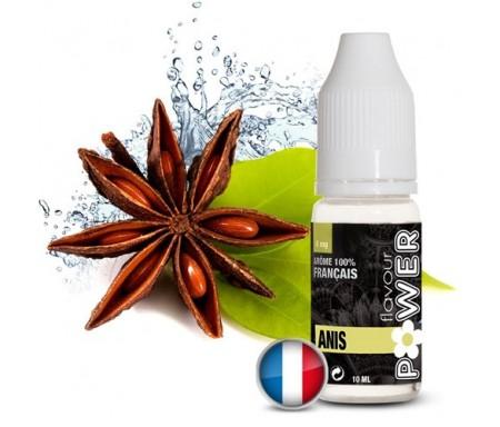 Anis Flavour Power : recharge pour cigarette électronique