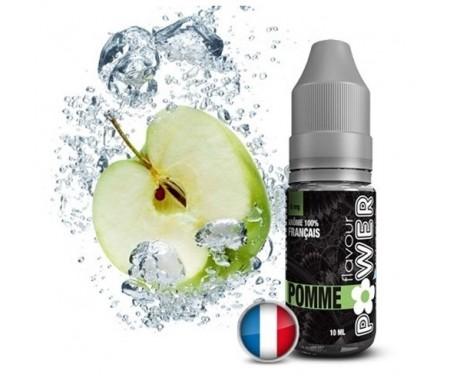 recharge ecigarette pomme flavour power