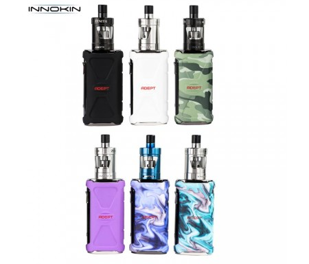 Kit Adept + Zenith 4 ml - INNOKIN