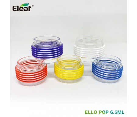 Réservoir pyrex 6.5 ml Ello Pop / Melo 5 - Eleaf