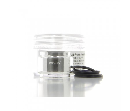 Pyrex Bulb TFV8 Big Baby 7ml - Smok