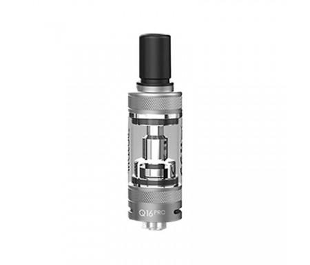 Clearomiseur Q16 Pro - Justfog - Silver / gris