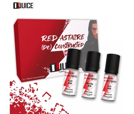 Concentré Red Astaire Deconstructed 3x10 ml - T-JUICE