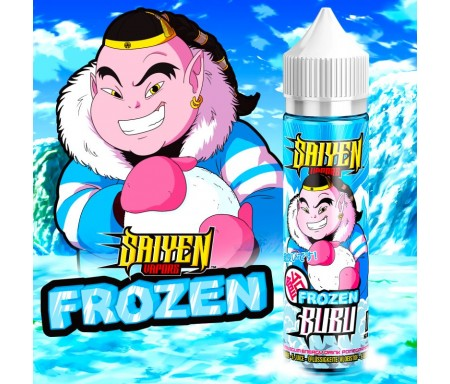 FROZEN BUBU Saiyen Vapors - Swoke - Shake and Vape - 50ml