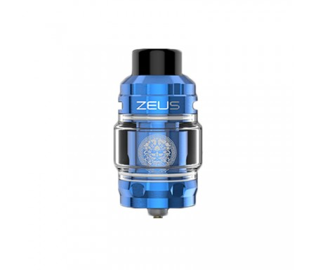 Clearomiseur ZEUS Tank 25 mm - GEEK VAPE Bleu