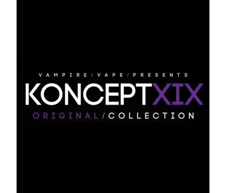 goût vampire vape ZHC koncept XIX