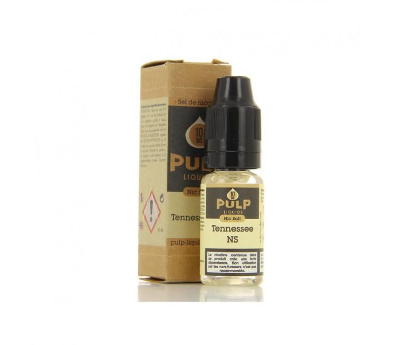 Tennessee Nic Salt 10 ml - Pulp Nicsalt - Sels de nicotine