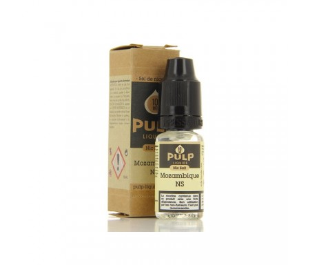 Mozambique NicSalt 10 ml - Pulp Nic salt - Sels de nicotine
