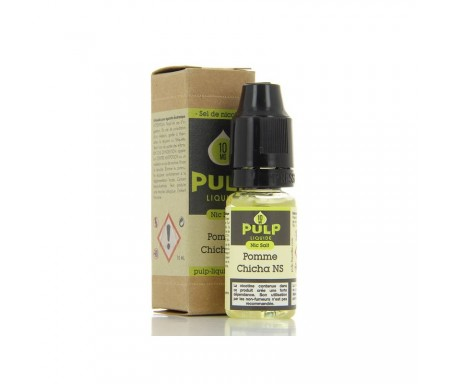 Pomme Chicha NicSalt 10 ml - Pulp Nic salt - Sels de nicotine