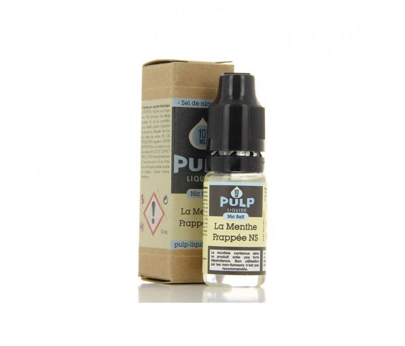 La Menthe Frappée NicSalt 10 ml - Pulp Nic salt - Sels de nicotine
