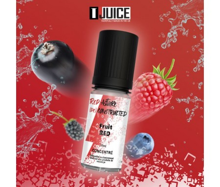Concentré Red Astaire fruits rouges 10 ml - T-JUICE