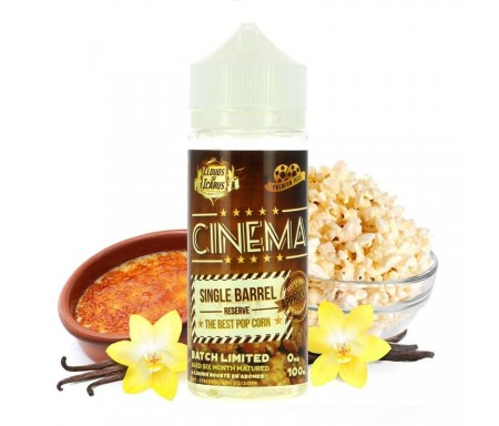 CINEMA RESERVE Act1 100 ml - CLOUDS OF ICARUS