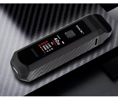 Kit RPM40 Pod 1500 mAh - SMOK noir