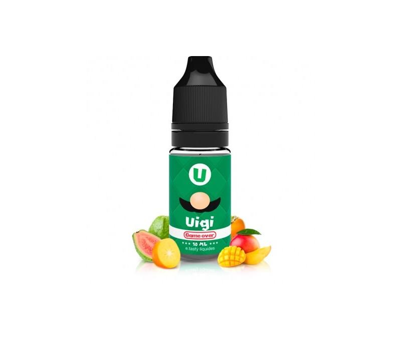 Eliquide Uigi, de chez E tasty, le meilleur de l'exotique à petits prix