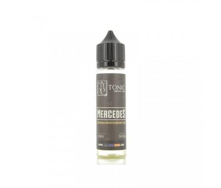 E-liquide Mercedes 50 ml - Hyprtonic sans nicotine boosté en arôme.