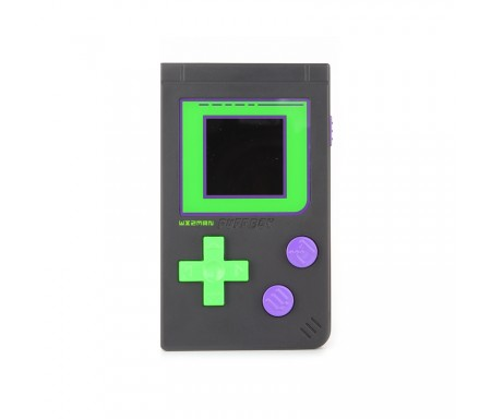 vapoteur gameboy noir