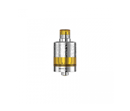 Precisio MTL RTA Silver Night Edition limitée Limited edition BD Vape