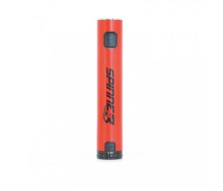 batterie spinner 3 de vision red rouge