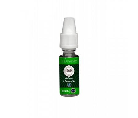 thé vert tasty collection 10ml liquid'arom