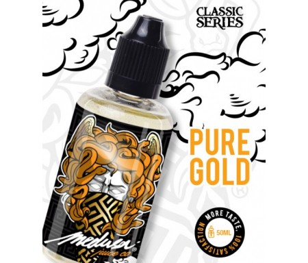 vapotez Pure Gold 50ml de medusa juice