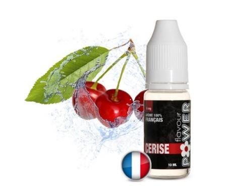 liquide goût cerise pour cigarette électronique