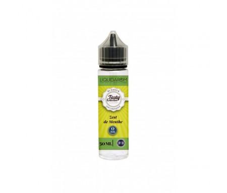 Zeste de menthe eliquide liquid'arom tasty collection
