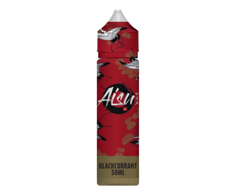 Blackcurrant 50ml aisu zap juice