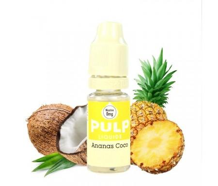 Ananas coco 10ml pulp