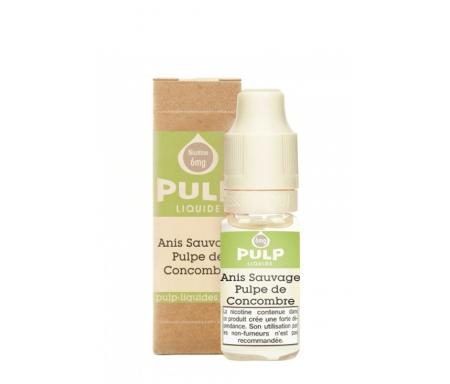 anis et concombre 10ml pulp