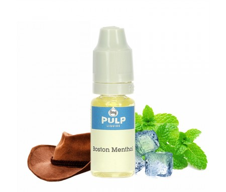 Boston menthol 10ml pulp