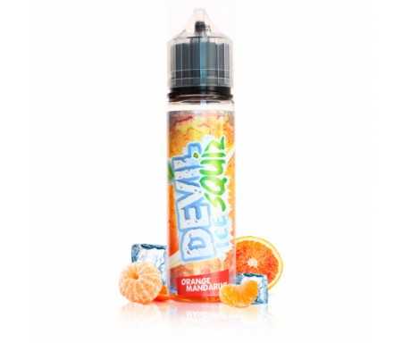 Orange Mandarine Ice 50ml Devil Squizz AVAP