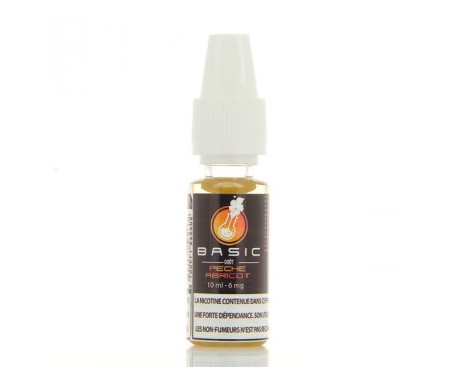 Pêche Abricot Basic 10ml