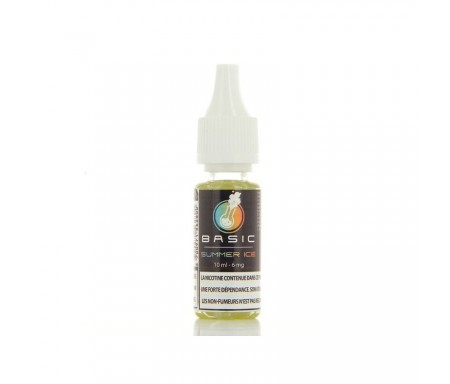 Summer Ice Basic 10ml