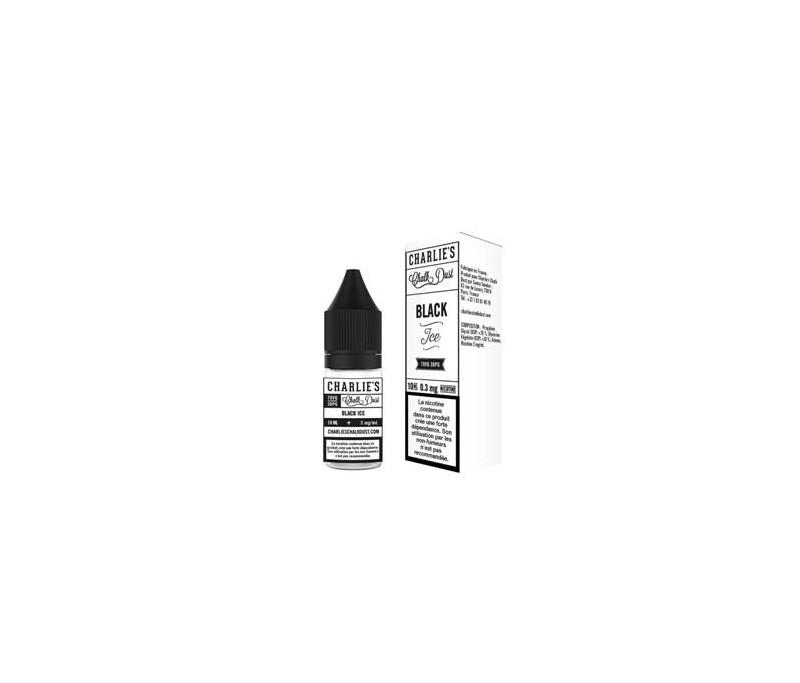Blackberry cucumber menthol 10ml charlie's chalk