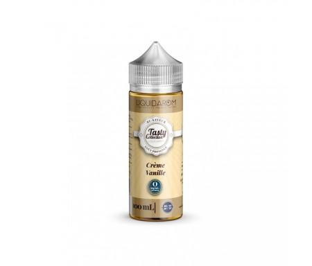 Liquid'arom Crème Vanille 100ml tasty collection