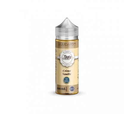 Liquid'arom Crème Vanille 100ml tasty collection