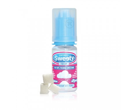 Additif Sweety 10ml swoke