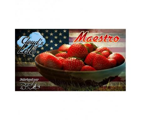 Concentré DIY maestro fraise cigarette électronique