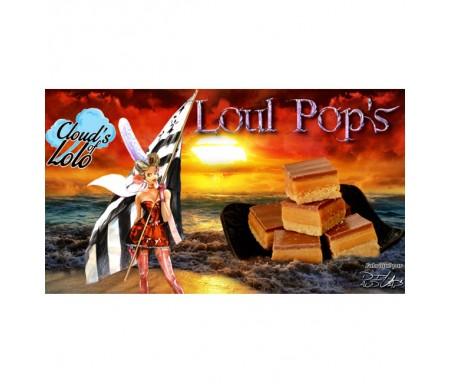 loul pop's concentré DIY caramel chocolat