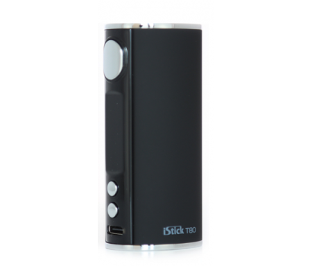 istick t80 rubber box black