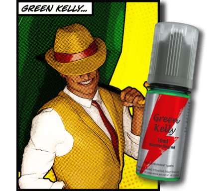 Green Kelly T-Juice 10ml