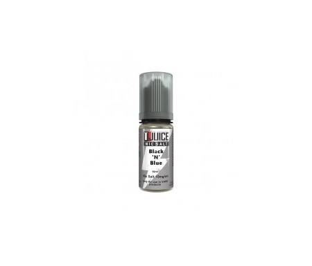 Black and blue sel de nicotine 10ml t-juice