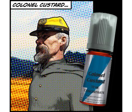 Concentré Colonel Custard 10ml t-juice